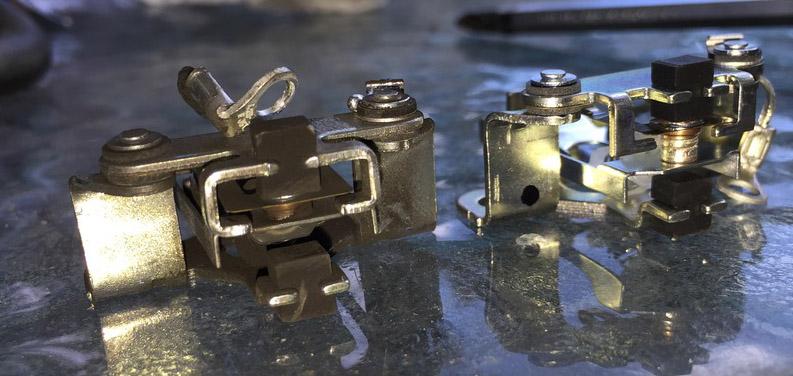 Contactos bomba gasolina LC8