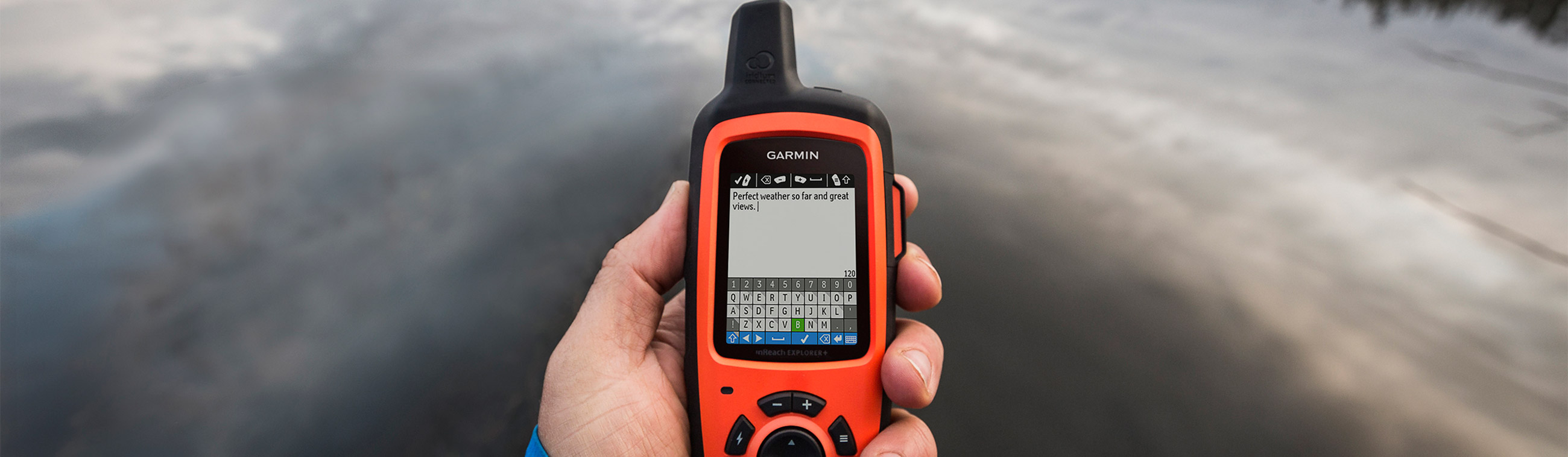 Localizador Satelital Garmin Global inReach®